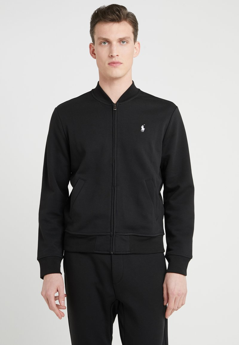 Polo Ralph Lauren - LONG SLEEVE - Kofta - black