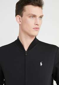 Polo Ralph Lauren - LONG SLEEVE - Neuletakki - black - 4