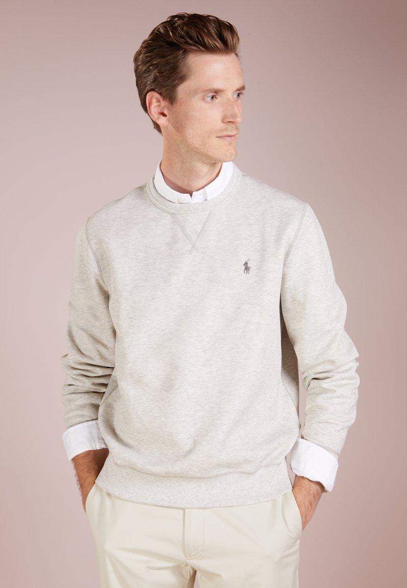 Polo Ralph Lauren - DOUBLE TECH - Sweatshirt - light sport heather