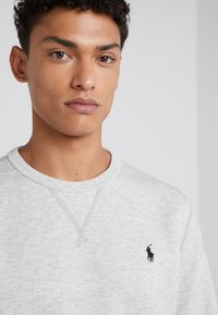 Polo Ralph Lauren - DOUBLE TECH - Felpa - light heather - 4
