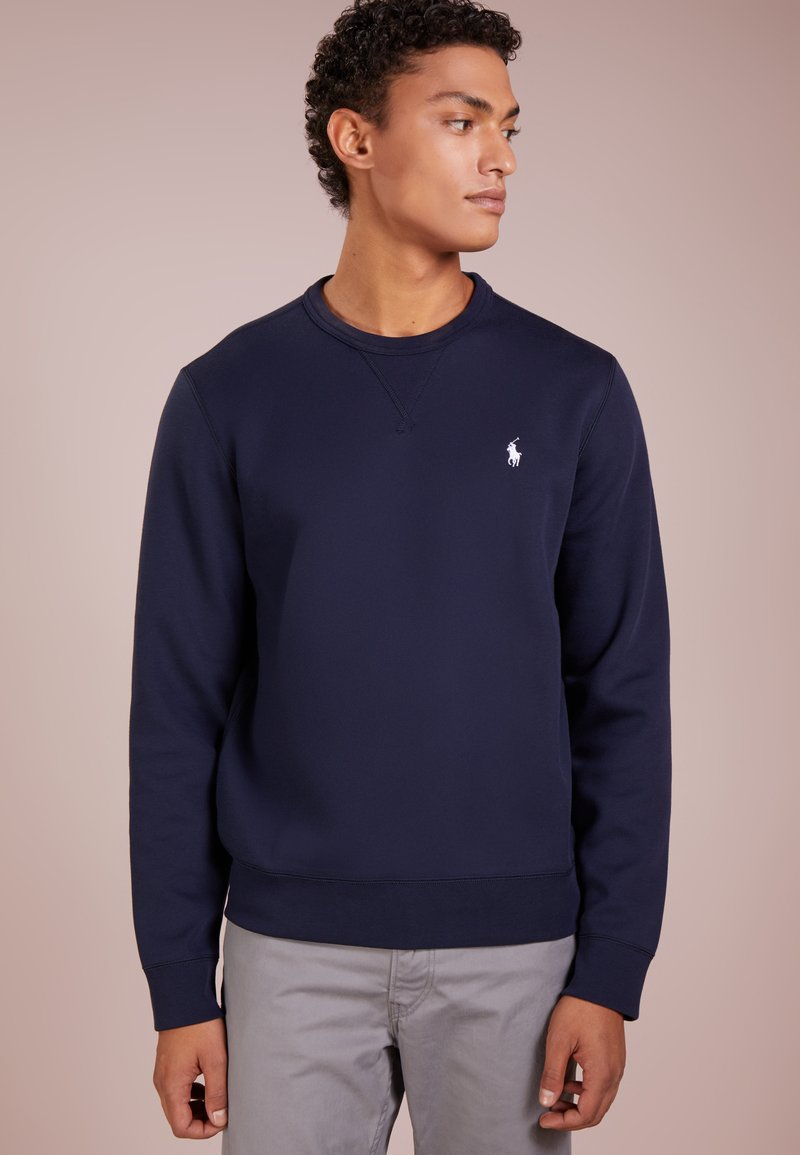 Polo Ralph Lauren - DOUBLE TECH - Sweatshirt - aviator navy