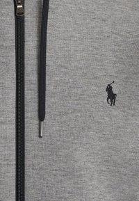 Polo Ralph Lauren - DOUBLE TECH - Kardigan - battalion heather - 5