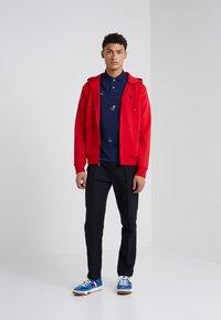 Polo Ralph Lauren - DOUBLE TECH - Mikina na zip - red - 1