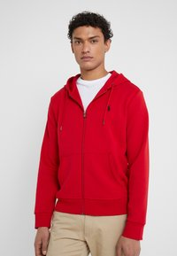 Polo Ralph Lauren - DOUBLE TECH - Zip-up hoodie - red - 0