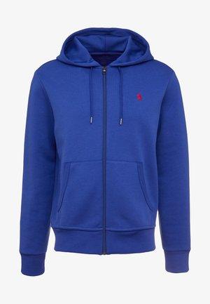 DOUBLE TECH - Zip-up hoodie - sporting royal