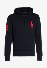 Polo Ralph Lauren - MAGIC - Sweat à capuche - black - 4