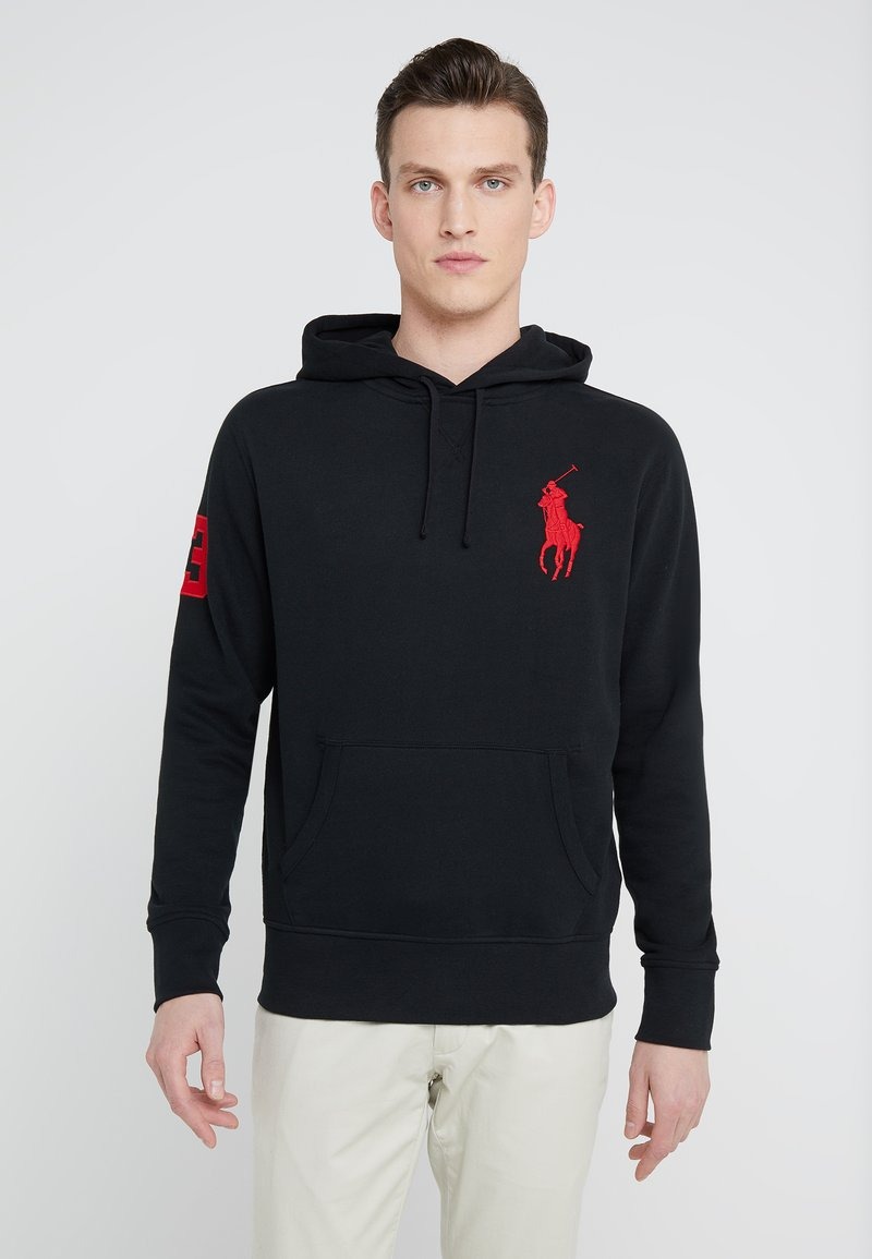 Polo Ralph Lauren - MAGIC - Sweat à capuche - black