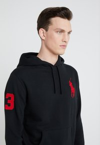 Polo Ralph Lauren - MAGIC - Sweat à capuche - black - 3