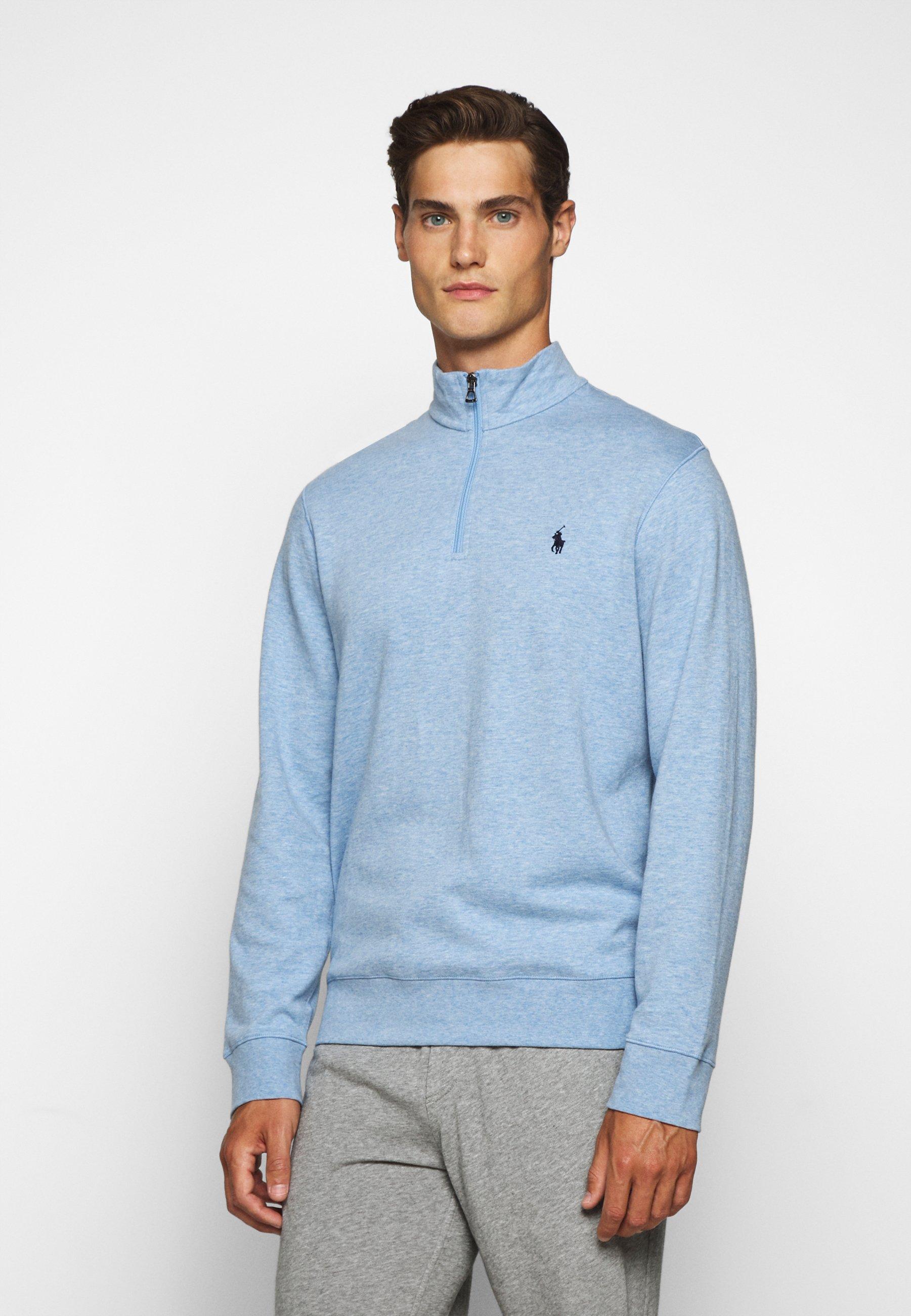Polo Ralph Lauren Långärmad tröja - jamaica heather - Herrkläder Rabatter