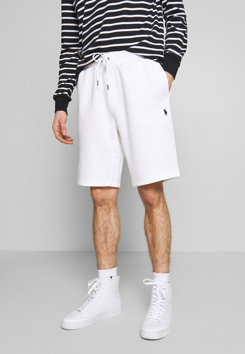 Polo Ralph Lauren - DOUBLE KNIT TECH-SHO - Shorts - white