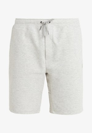 DOUBLE KNIT TECH-SHO - Short - sport heather