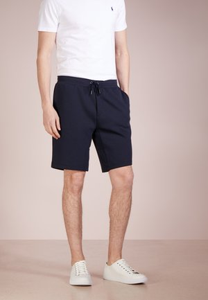 DOUBLE KNIT TECH-SHO - Short - aviator navy