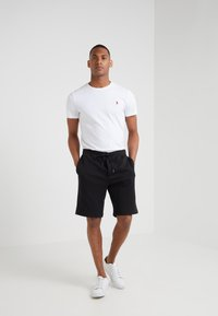 Polo Ralph Lauren - DOUBLE KNIT TECH-SHO - Short - black - 1