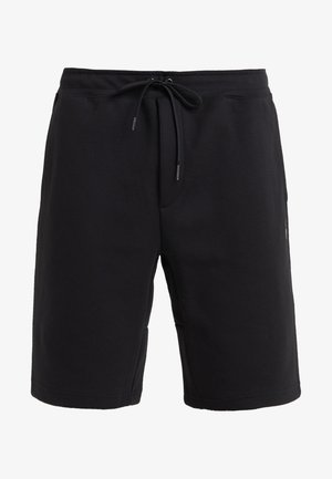 DOUBLE KNIT TECH-SHO - Short - black
