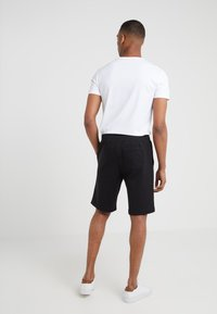 Polo Ralph Lauren - DOUBLE KNIT TECH-SHO - Shorts - black