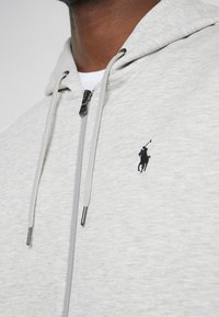Polo Ralph Lauren - DOUBLE TECH HOOD - Zip-up hoodie - heather - 4