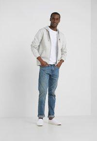 Polo Ralph Lauren - DOUBLE TECH HOOD - Zip-up hoodie - heather - 1