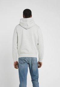 Polo Ralph Lauren - DOUBLE TECH HOOD - Zip-up hoodie - heather - 2