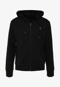Polo Ralph Lauren - DOUBLE TECH HOOD - Zip-up hoodie - black - 4