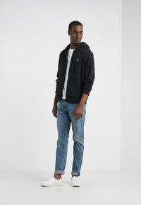 Polo Ralph Lauren - DOUBLE TECH HOOD - Zip-up hoodie - black - 1