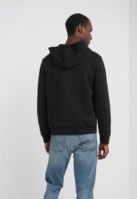 Polo Ralph Lauren - DOUBLE TECH HOOD - Zip-up hoodie - black - 2