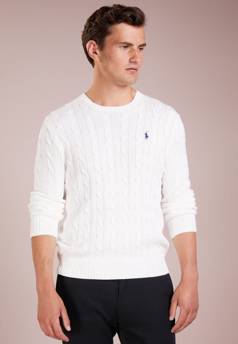 Polo Ralph Lauren - Jumper - white