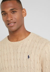 Polo Ralph Lauren - Maglione - oatmeal heather - 4