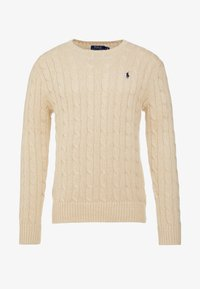 Polo Ralph Lauren - Maglione - oatmeal heather - 3