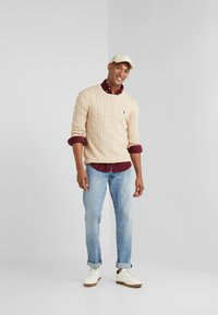 Polo Ralph Lauren - Maglione - oatmeal heather - 1