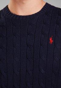 Polo Ralph Lauren - Jersey de punto - hunter navy - 4