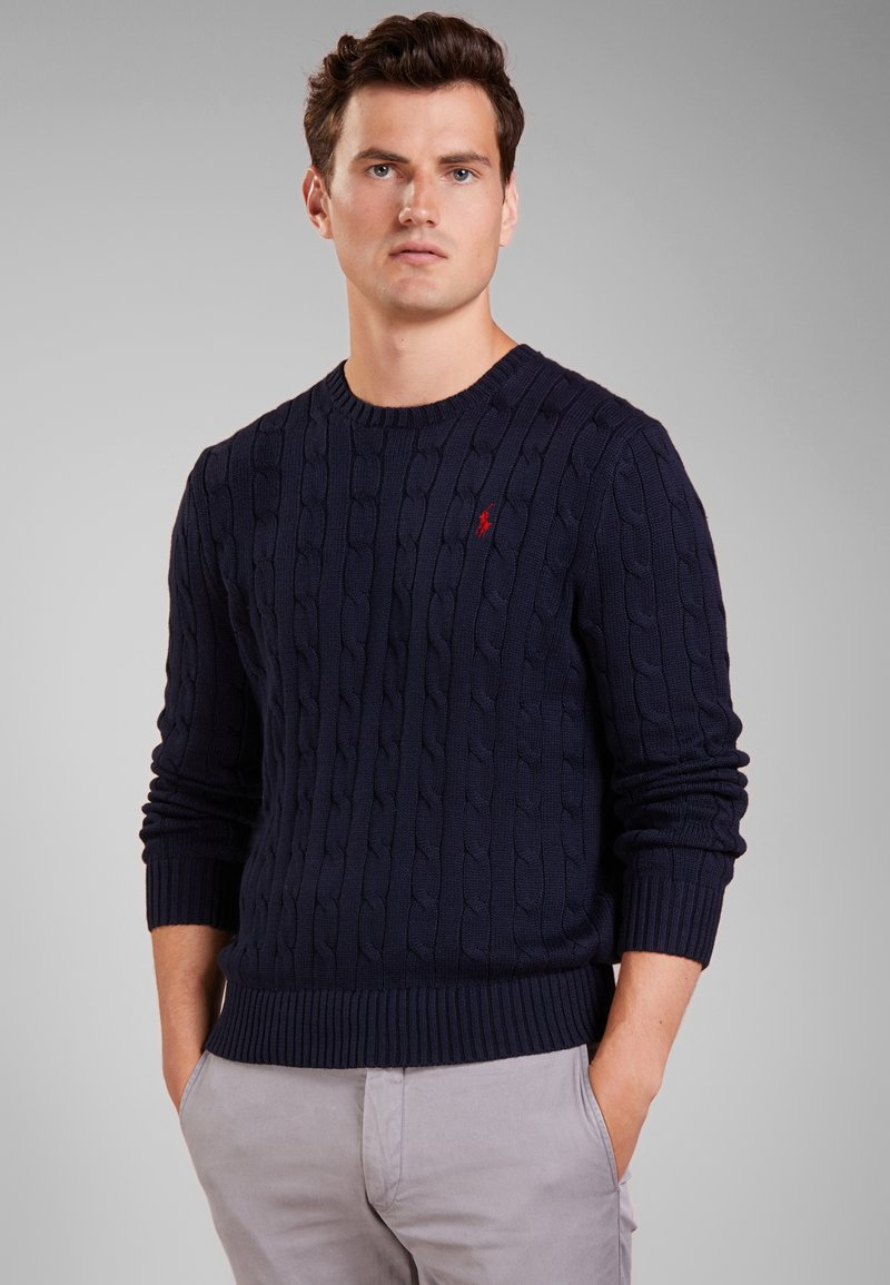 Polo Ralph Lauren - Jersey de punto - hunter navy
