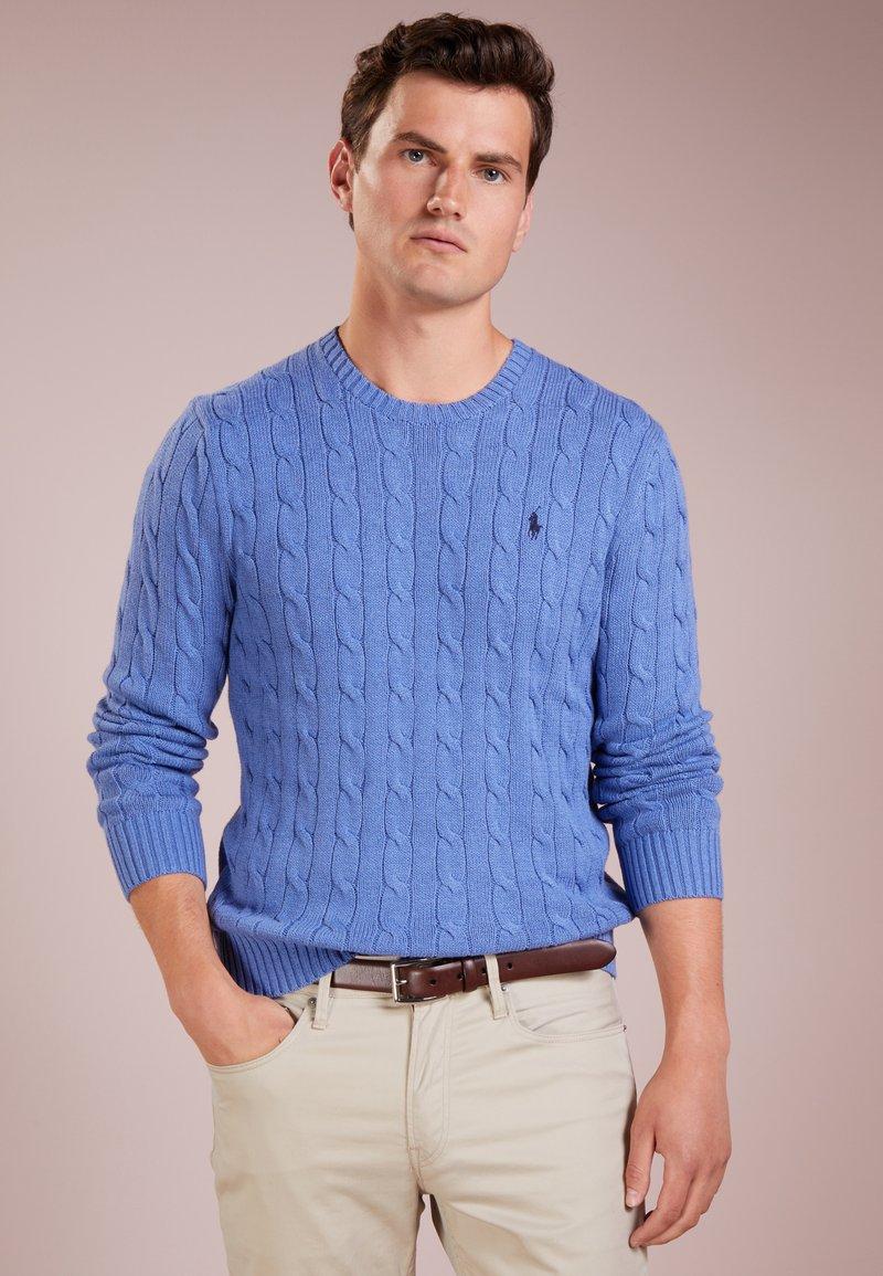 Polo Ralph Lauren - Strikkegenser - deep blue heather