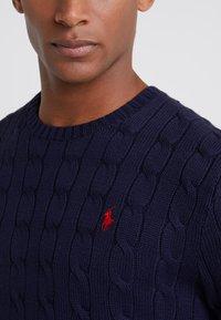 Polo Ralph Lauren - Jumper - dark blue/red - 4