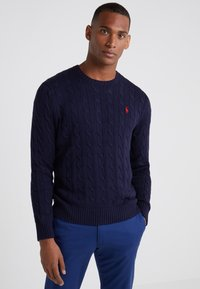 Polo Ralph Lauren - Jumper - dark blue/red - 0