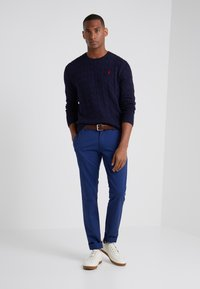 Polo Ralph Lauren - Jumper - dark blue/red - 1