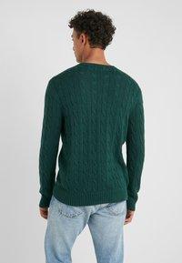 Polo Ralph Lauren - Stickad tröja - scotch pine heath - 2