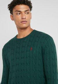 Polo Ralph Lauren - Stickad tröja - scotch pine heath - 4