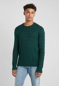 Polo Ralph Lauren - Stickad tröja - scotch pine heath - 0