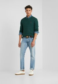 Polo Ralph Lauren - Stickad tröja - scotch pine heath - 1