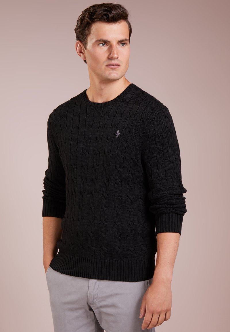 Polo Ralph Lauren - Strikkegenser - black