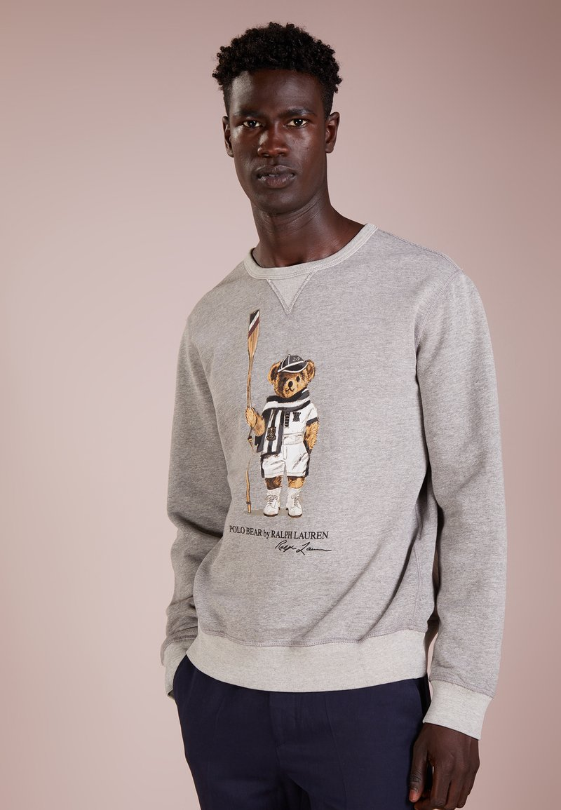 Polo Ralph Lauren - VINTAGE - Sweatshirt - bronx heather