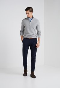Polo Ralph Lauren - PIMA TEXTURE - Svetr - andover heather - 1
