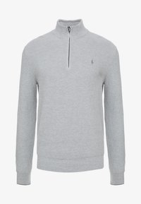 Polo Ralph Lauren - PIMA TEXTURE - Svetr - andover heather - 3