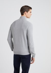 Polo Ralph Lauren - PIMA TEXTURE - Svetr - andover heather - 2