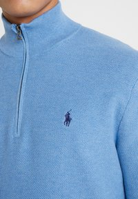 Polo Ralph Lauren - PIMA TEXTURE - Svetr - soft royal heather - 5