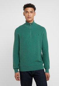 Polo Ralph Lauren - PIMA TEXTURE - Jumper - stuart green heat - 0