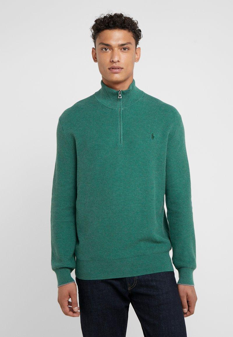 Polo Ralph Lauren - PIMA TEXTURE - Jumper - stuart green heat