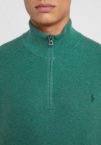 Polo Ralph Lauren - PIMA TEXTURE - Jumper - stuart green heat - 5