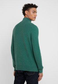 Polo Ralph Lauren - PIMA TEXTURE - Jumper - stuart green heat - 2