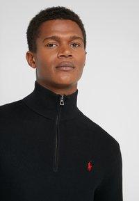 Polo Ralph Lauren - PIMA TEXTURE - Jumper - black - 4